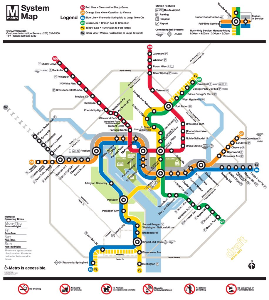 Metro closing this weekend due to blizzard. Shutting down Friday at 11pm and no trains through Sunday. #WMATA https://t.co/iAbYdBbyI6