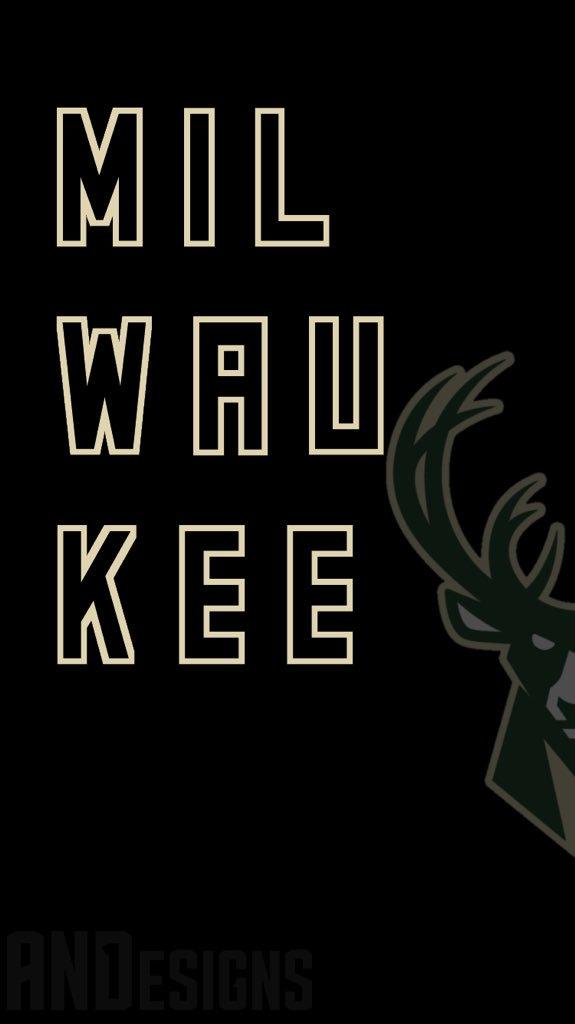 Milwaukee Bucks Iphone 7 Wallpaper