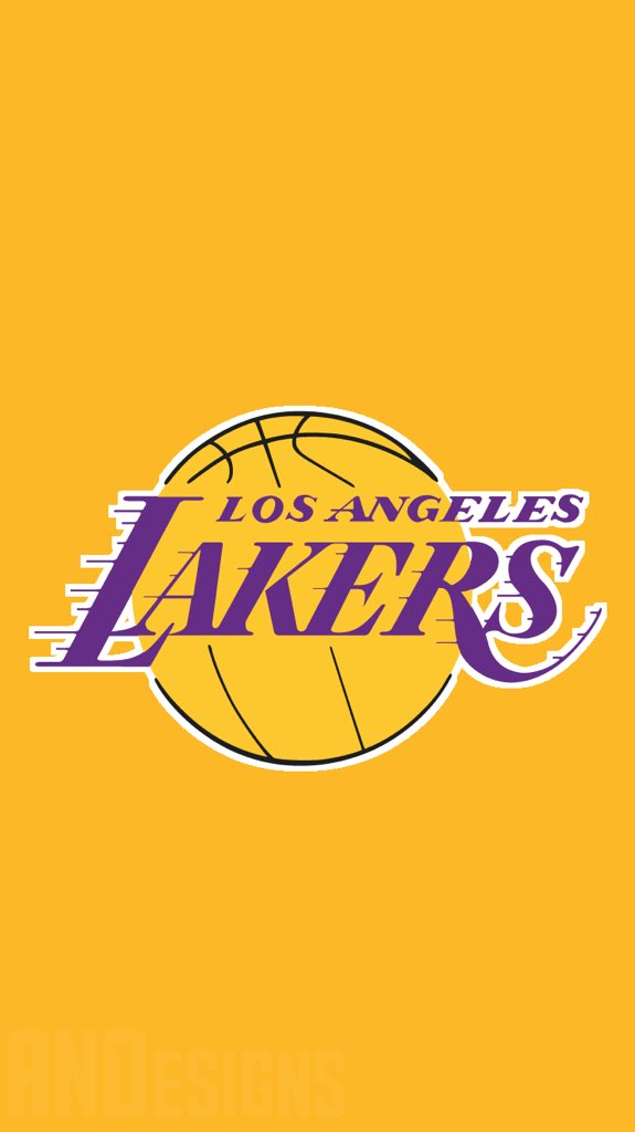 And1 Designs On Twitter Los Angeles Lakers IPhone 6 6s Wallpapers
