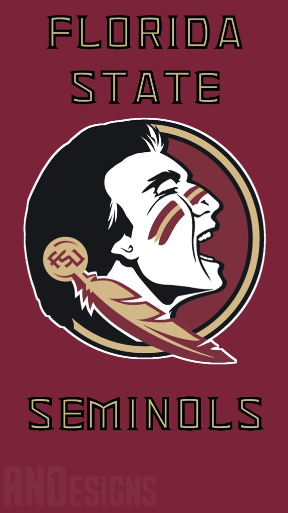 fsu iphone wallpaper and1 designs on quot florida state seminoles iphone 6 3531