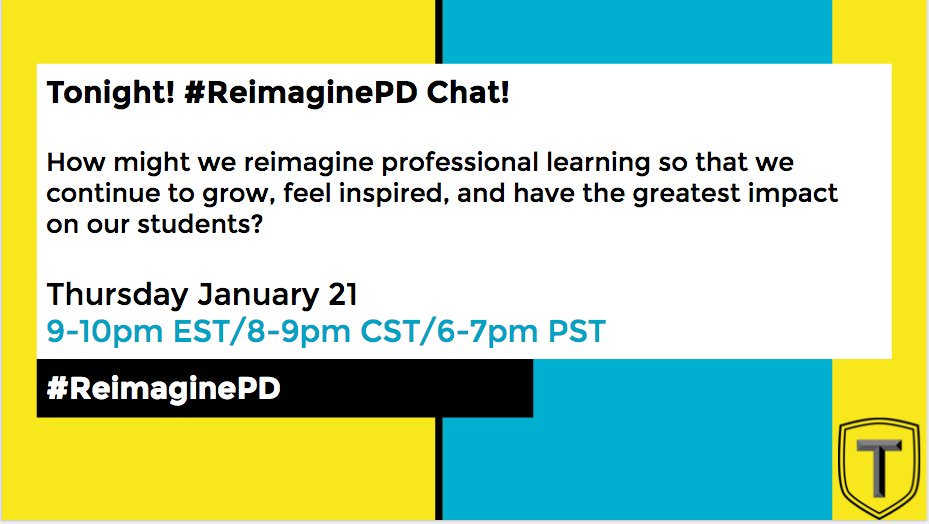 Thumbnail for How Might We ... Reimagine PD?