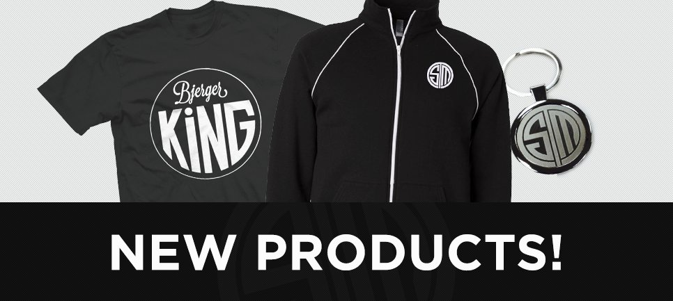 tsm on twitter check out the new items on the tsm store