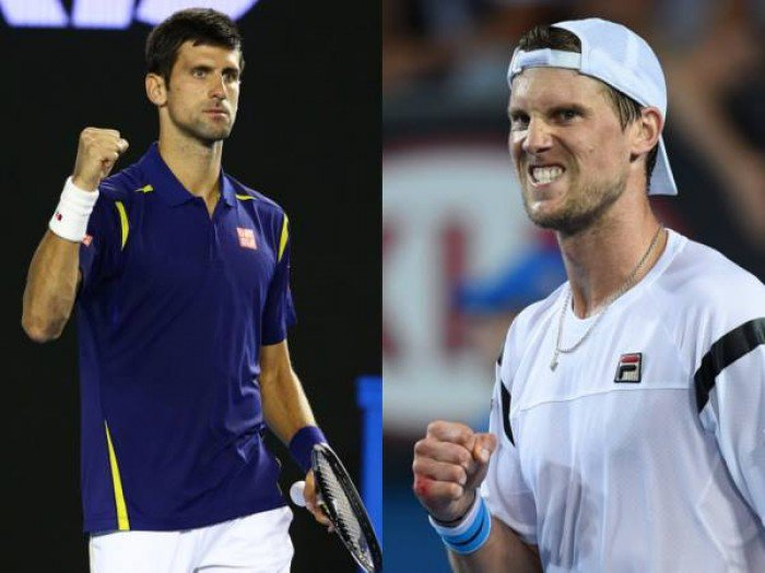 Diretta Djokovic-Seppi streaming rojadirecta Australian Open 2016