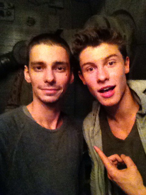 This is the first rockstar I've ever tackled, but I plan on tackling many more. @ShawnMendes #the100 https://t.co/P2LPl6gHWw