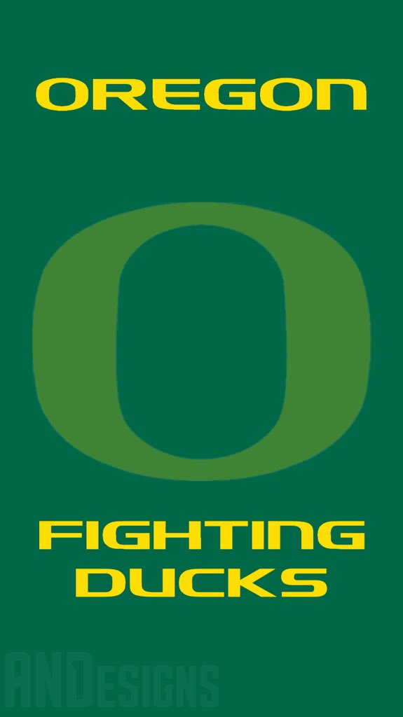 And1 Designs On Twitter Oregon Ducks IPhone 6 6s Wallpapers Ducks
