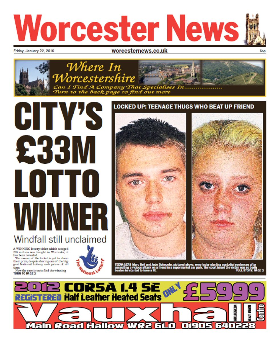 Worcester News on Twitter:
