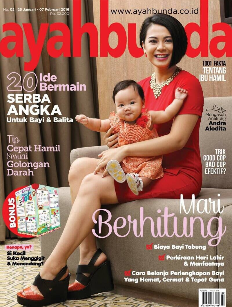 Indonesian Magazines On Twitter Andra Alodita Posing With Her