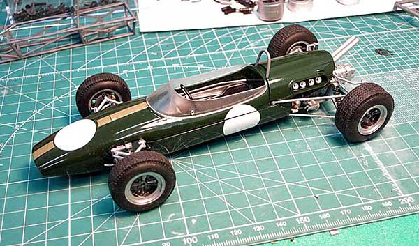Brabham Honda F2  1966 Ebbro  CZU9e9fWYAEf8MK