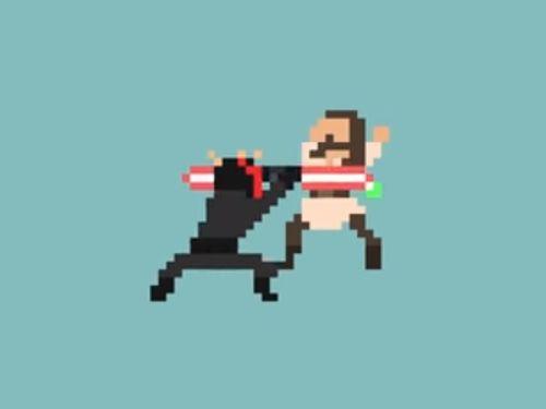 Star Wars Vidéo Morts Saga Star Wars Pixel Art Tom039