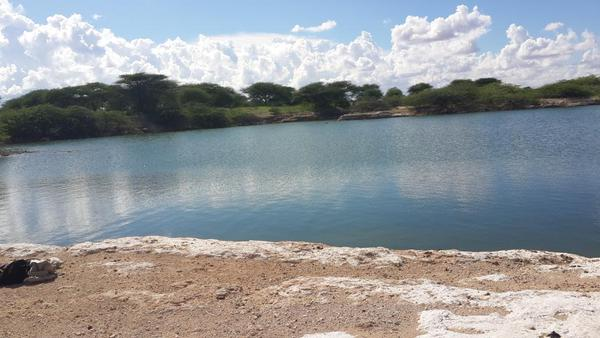 Kenyan Facts 🇰🇪 on Twitter: Beautiful Lake Yahud in Wajir.