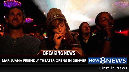 世界で初めて「大麻を吸いながら映画が観れる映画館」がコロラド州都デンバーに誕生!! https://t.co/uTWxXonrgN 6000通を超える嘆願が集まったとか!今夏オープンってことで続報に期待! #映画 #eiga https://t.co/yc8hoEdpl1