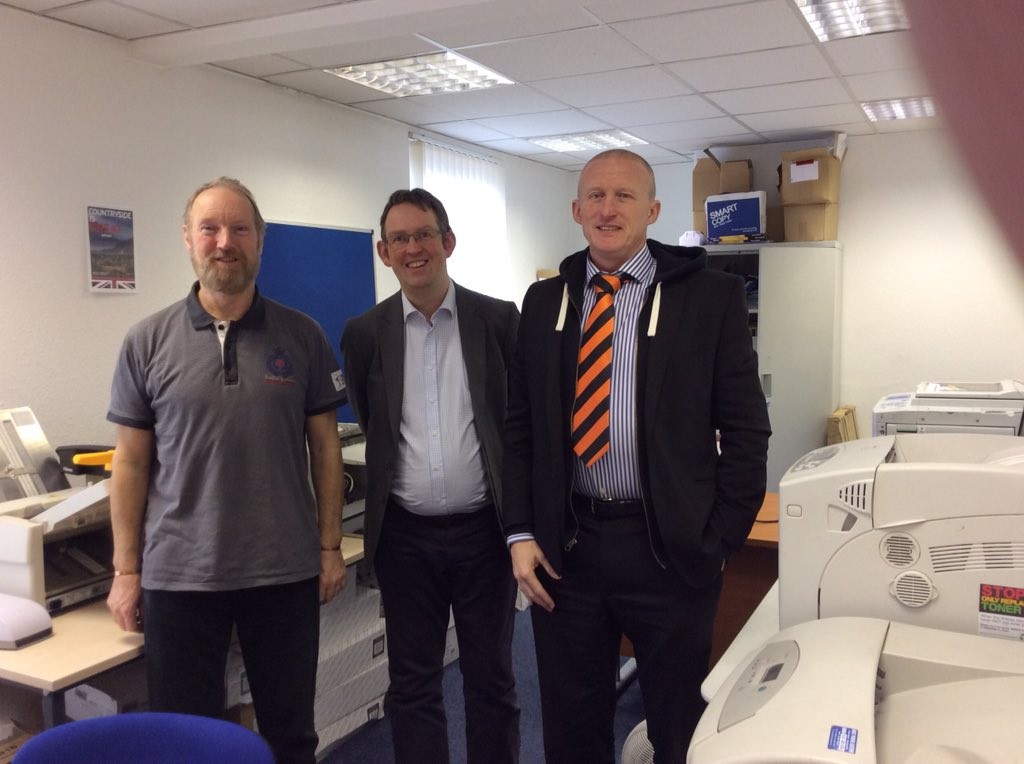 Fruitful meeting with @BlackpoolST this morning, confirming my commitment to support their aims and the fans. https://t.co/tGxDtl0LCY