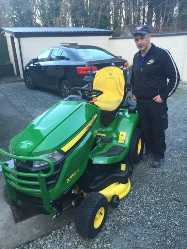 John Deere Bumper Guard : Seamus weldon on twitter quot another new john deere r