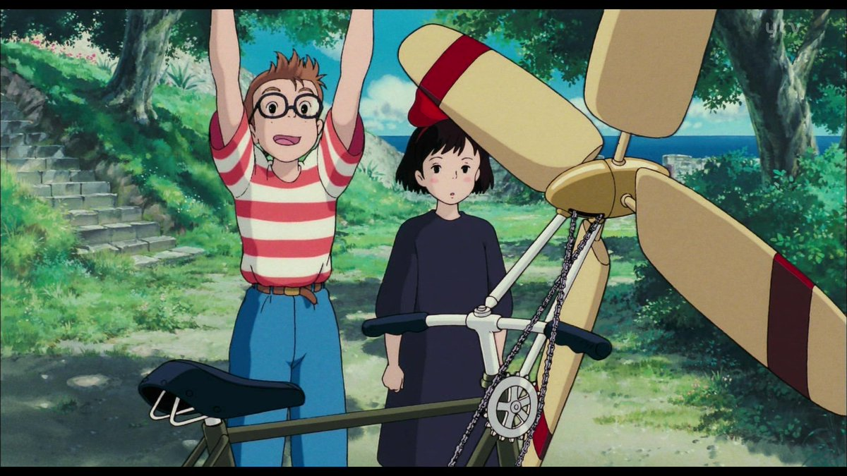 「新しいパーツを付けてゴキゲンな自転車オタの彼氏と冷めた目で見る彼女」の図 https://t.co/WPnLALSdt5