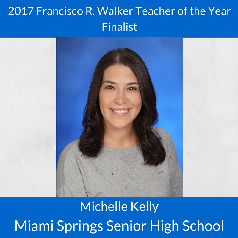 If Ms. Kelly was the spokesperson for the teaching profession, her message would be:Let your classroom be your voice https://t.co/XXEJ1YFCgd