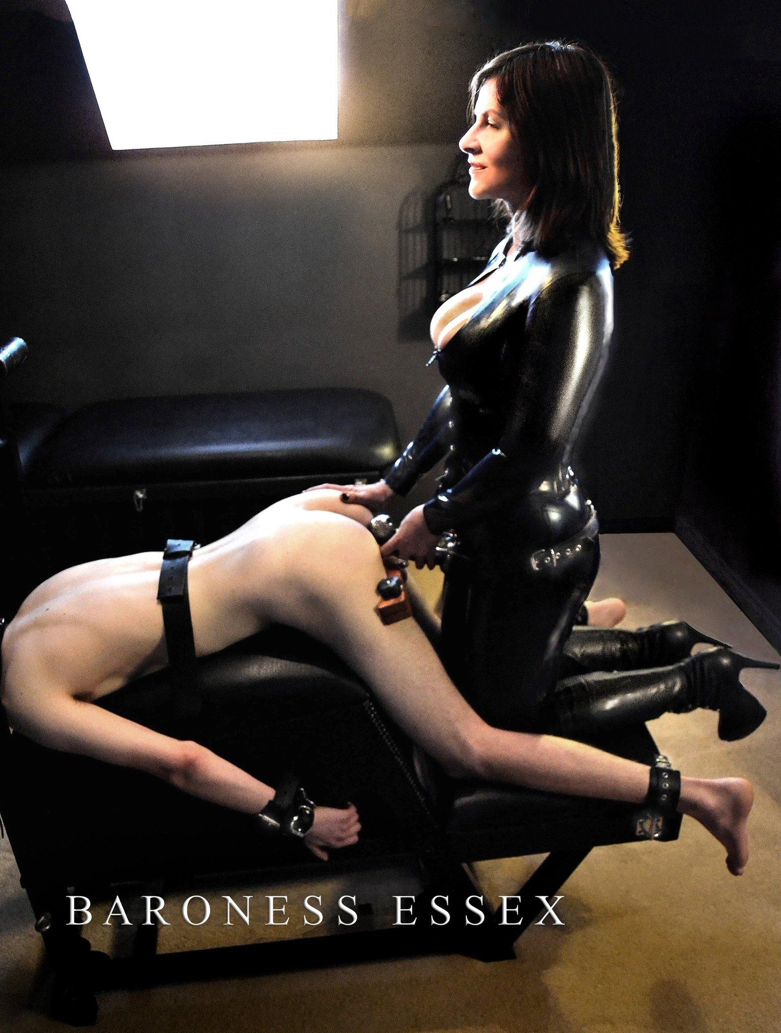leather analplay