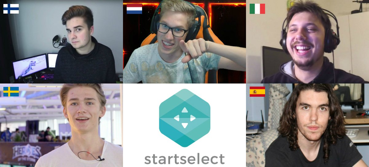 Gaming: Video contest internazionale tra famosi YouTubers
