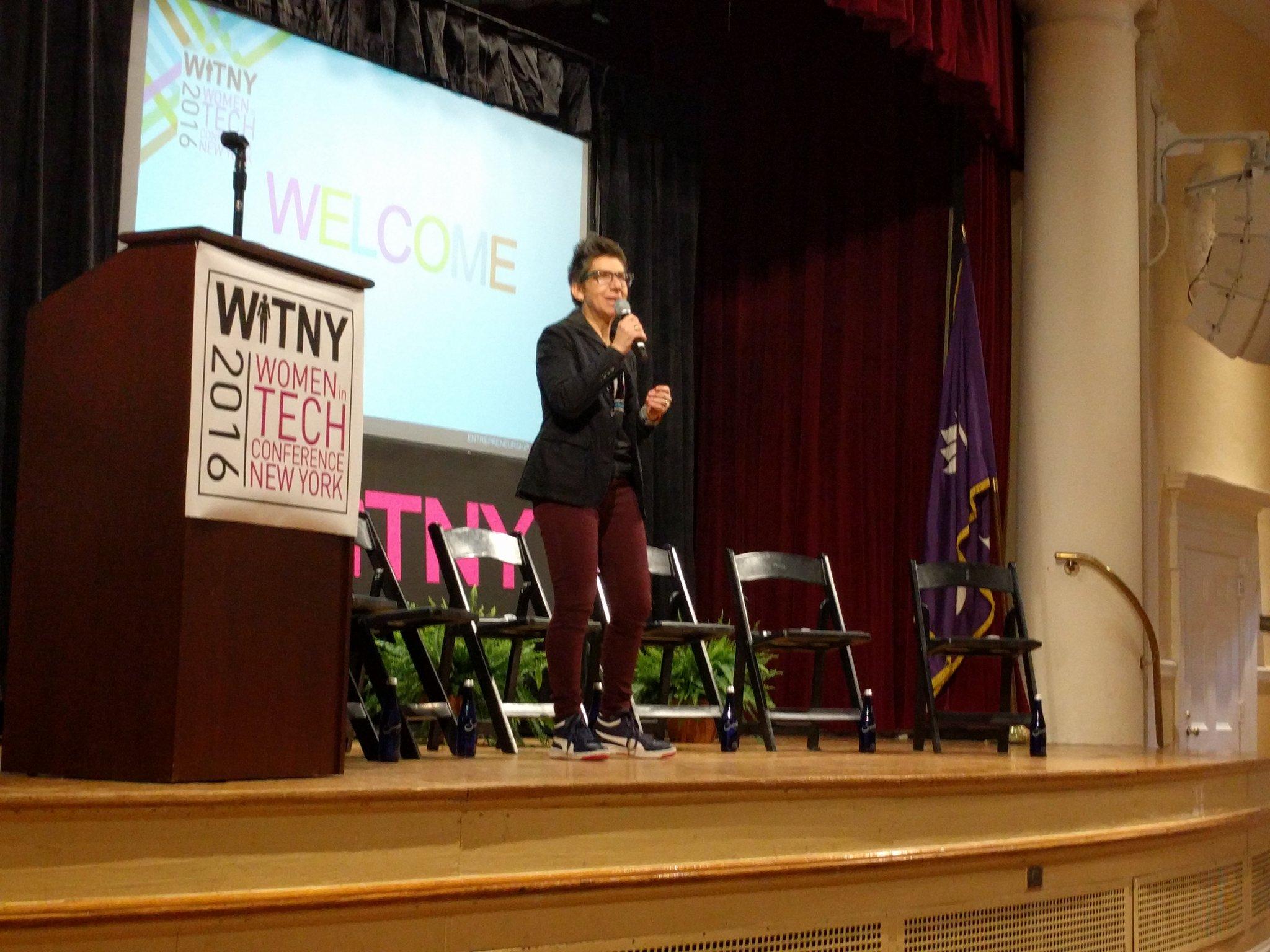 WiTNY: Opening Keynote