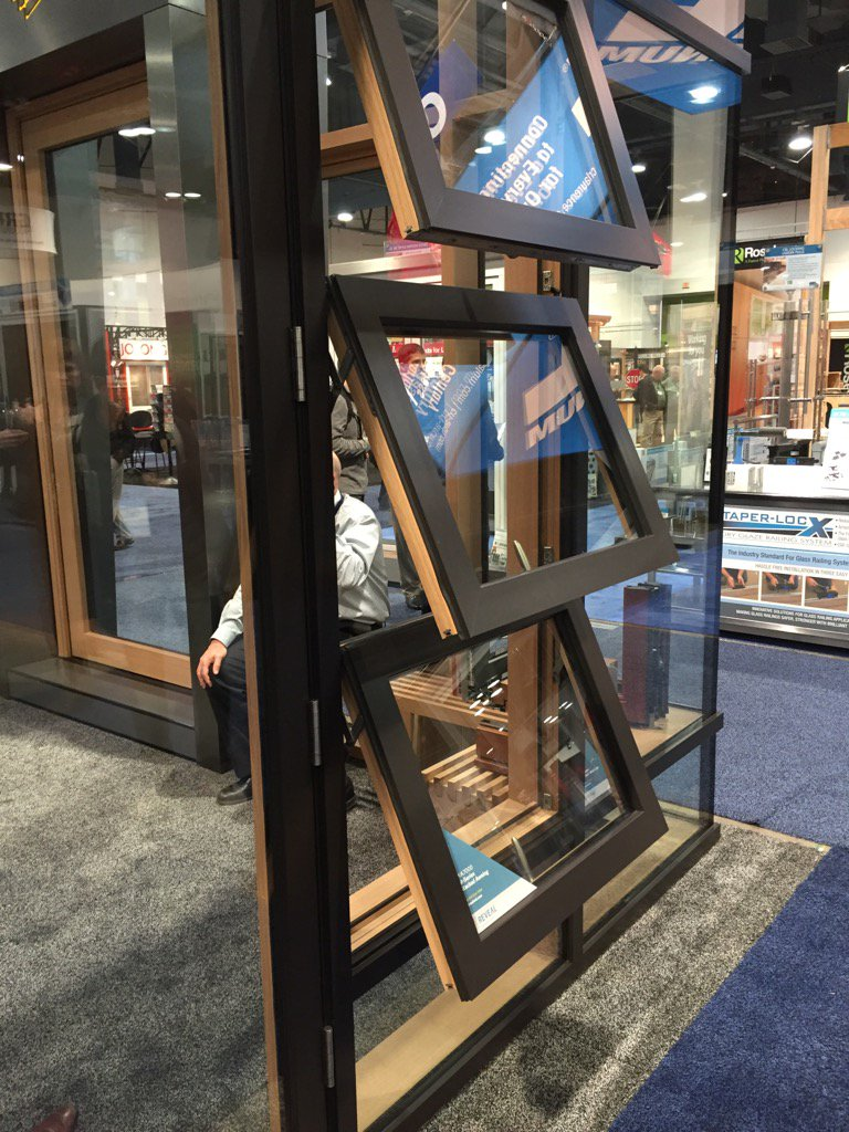 RT @craiglwebb: A personal #DCW2016 favorite: stacked awnings from Reveal Windows & Doors. https://t.co/bGlLDLUiLK