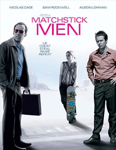 What will two con artists and a teenager achieve? Watch MatchStick men to find out https://t.co/eeEf3VM3N8