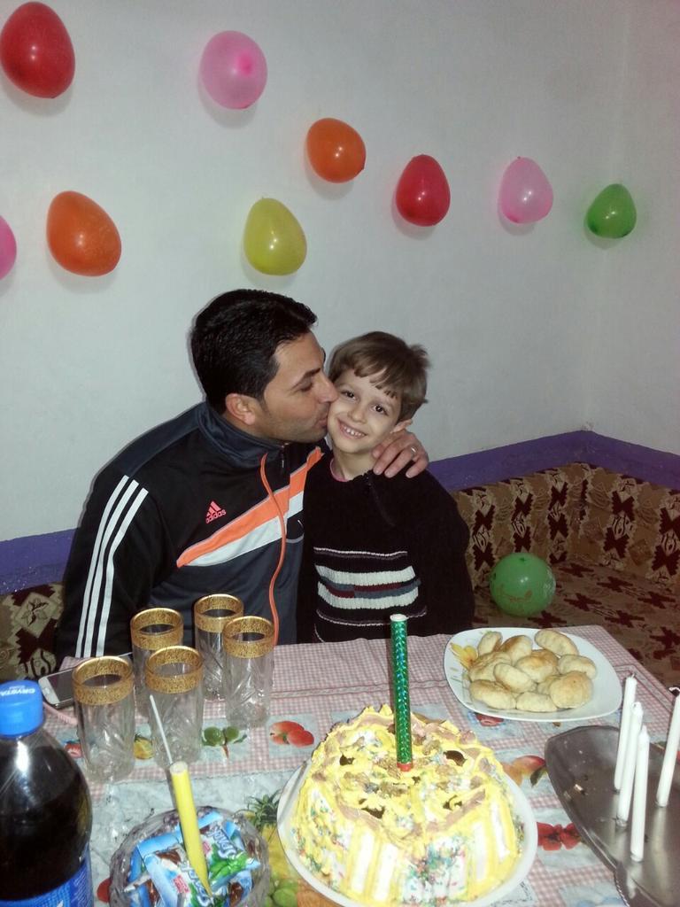 عباس وحودي On Twitter عيد ميلاد ابني أحمد حبيب كلبي كل عام وهو