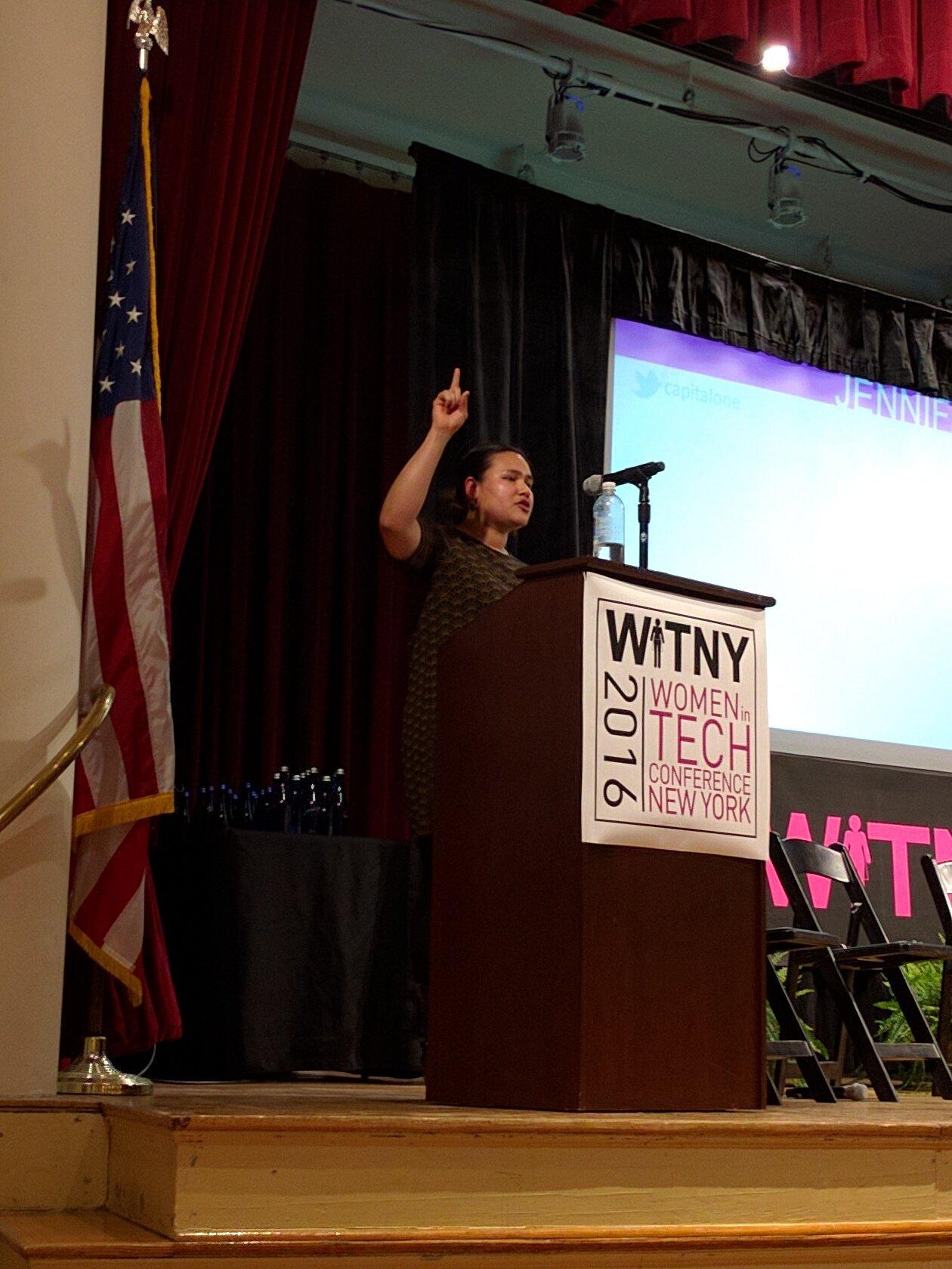 WiTNY: Closing Keynote