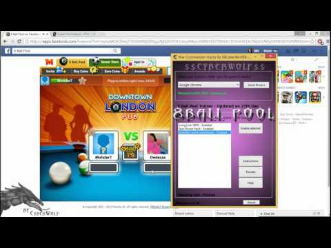 download trainer 8 ball pool auto win