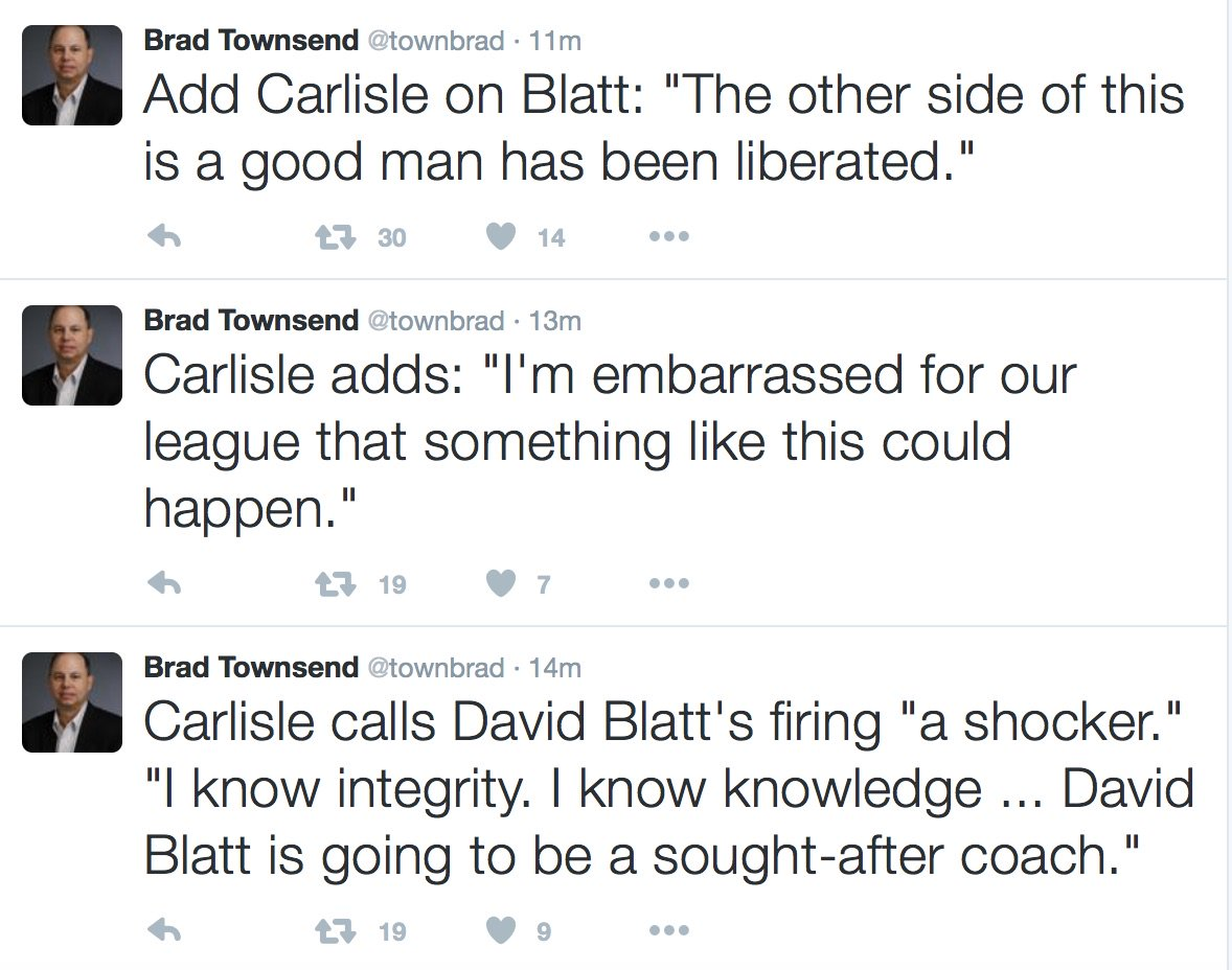 Wow!  @townbrad with some interesting tweets from Rick. https://t.co/ZrEpyRUbOM