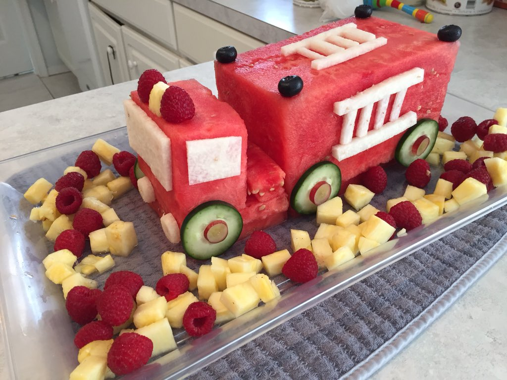 Charlie Rizzuto On Twitter My Sons Birthday Cake Made Out Of