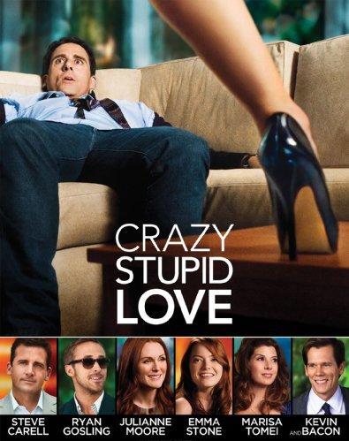 Crazy, Stupid, Love. Don't you find love crazy? https://t.co/95I0hyYz5U