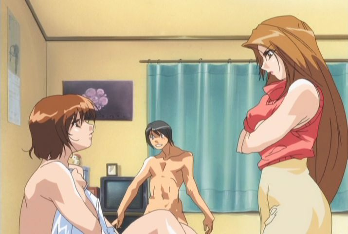 Naked Hentai Teen Girls
