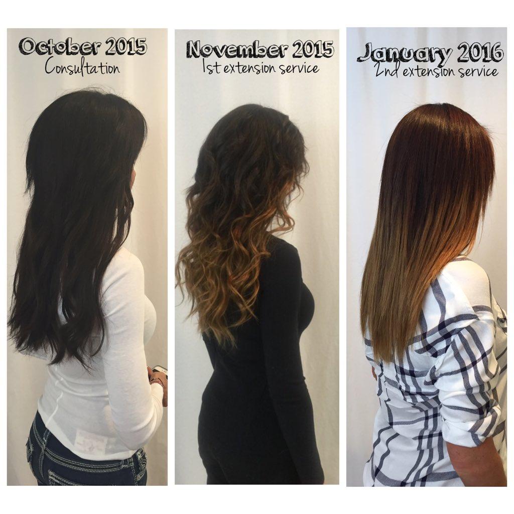 Bespoke Beauty Bar On Twitter Progression Hair By Kait
