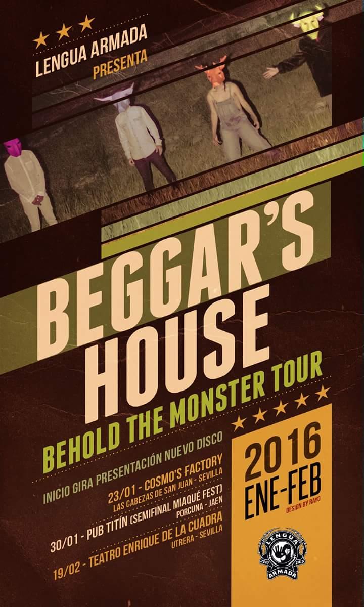 Beggar's House - Behold the monster CZZJlWYW0AAin6O