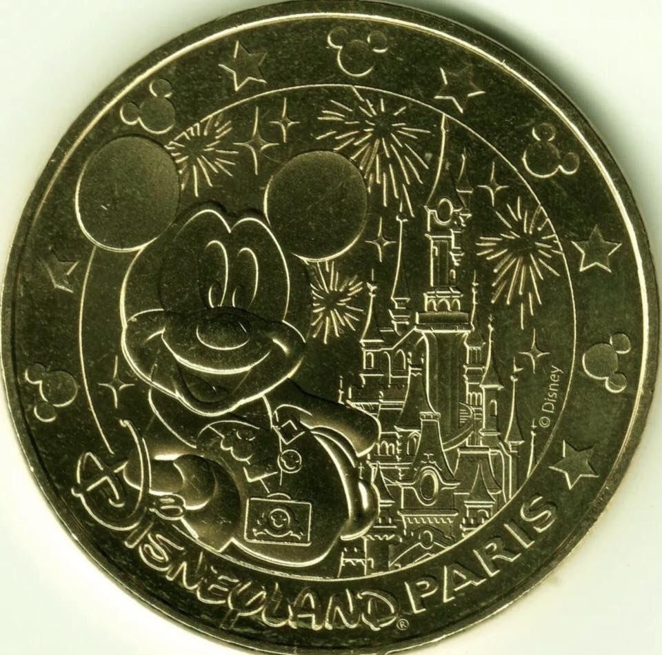 Les pièces de monnaie de Disneyland Paris - Page 23 CZZTv0tWYAAO8uO