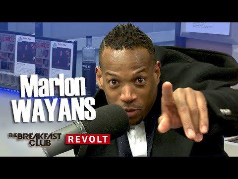 MARLON WAYANS   BREAKFAST CLUB INTERVIEW @MarlonWayans @breakfastclubam https://t.co/cKvrzBwkoz https://t.co/XGSoK6uY9i