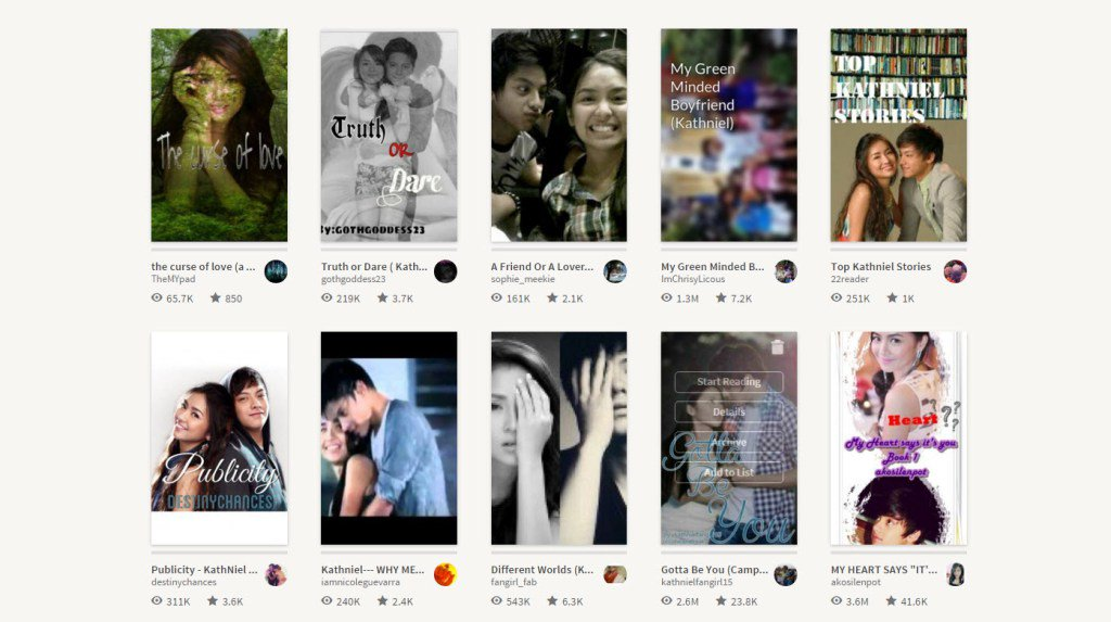 New Readers & #KathNiel: Wattpad Presents in The Philippines https://t.co/ZUqis5nbqj https://t.co/TFrH7H6fbM