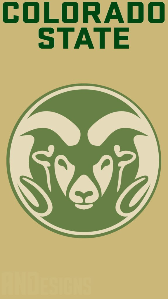 Colorado State Rams IPhone 6 6s Wallpapers CSU Ramspictwitter PQ488tuf7q