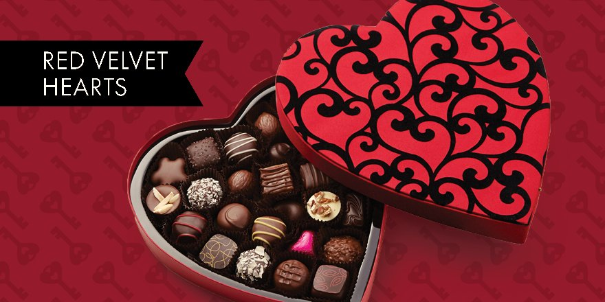 Follow & RT to for the chance to WIN our Red Velvet Hearts Box https://t.co/SZfUBFlV6e #MyPurdysValentine https://t.co/aj9QMFS9pX