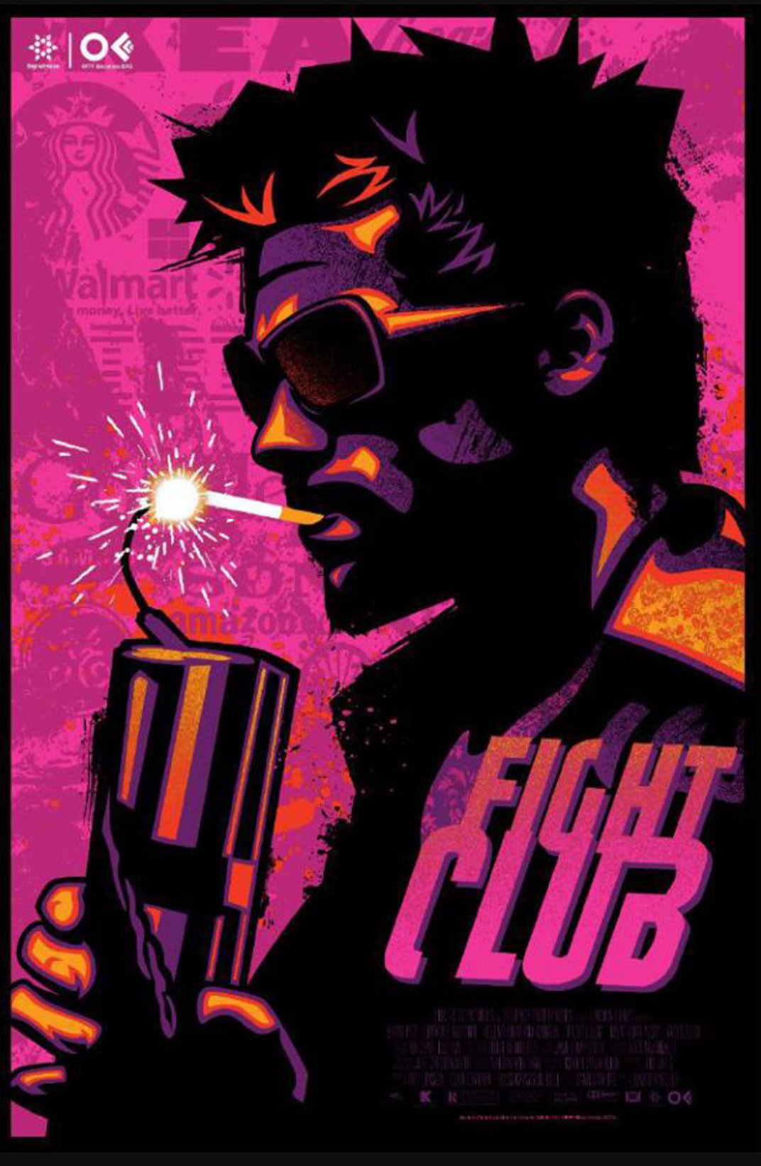 summary of fight club So what's the main thrust of the argument obviously, stop reading this is you haven't yet seen or read fight club, and still want to go into the story unspoiled.