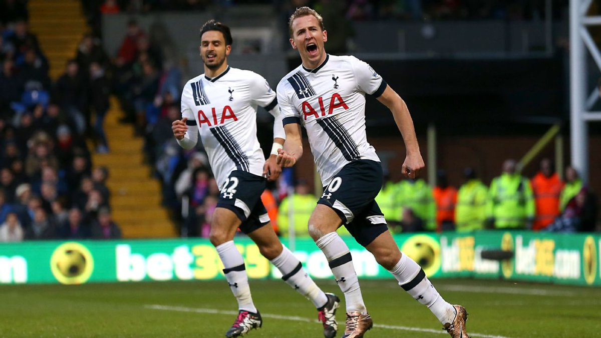 Video: Crystal Palace vs Tottenham Hotspur