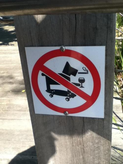 The coolest dog ever is not allowed: https://t.co/l2j7eF74fI