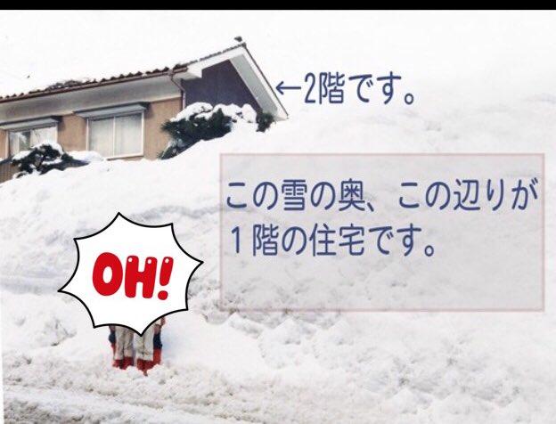 福井56豪雪 hashtag on Twitter