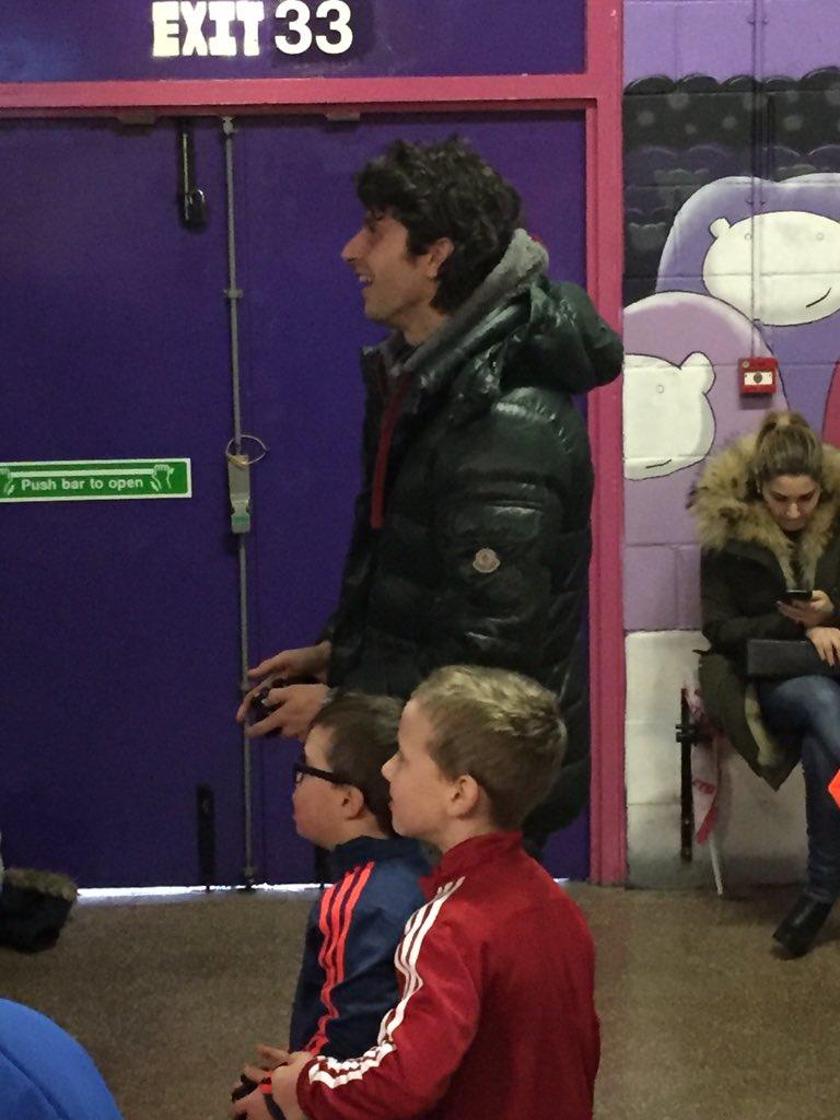 Fabbrini playing Fifa
