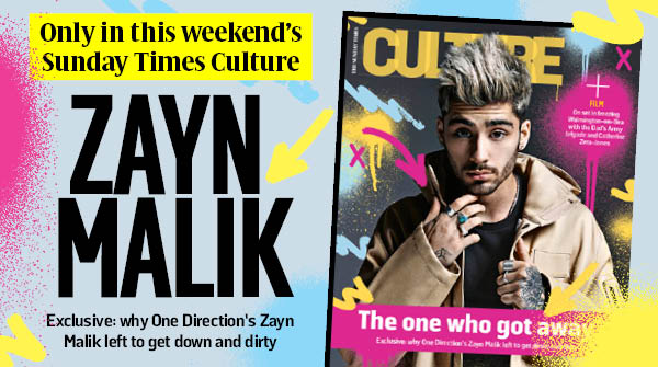 TOMORROW: Zayn Malik talks going solo and attending lectures (interview by @louismwise) https://t.co/haC23niliy https://t.co/3pnMwLWdi8
