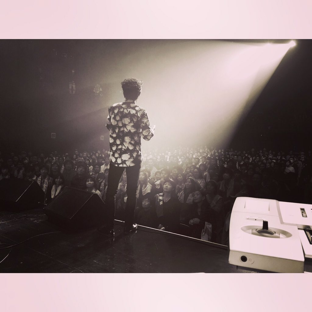 『MASH HOUR「新しい星座」at Zepp Nagoya』 ご来場頂いた皆さんありがとうございました!後日ライブフォトなども公開していきます! https://t.co/bvv5ooc6eK #mashbest https://t.co/H9jrBufAwe