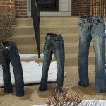 【大寒波】海外で流行っている#frozenpantsって何?!