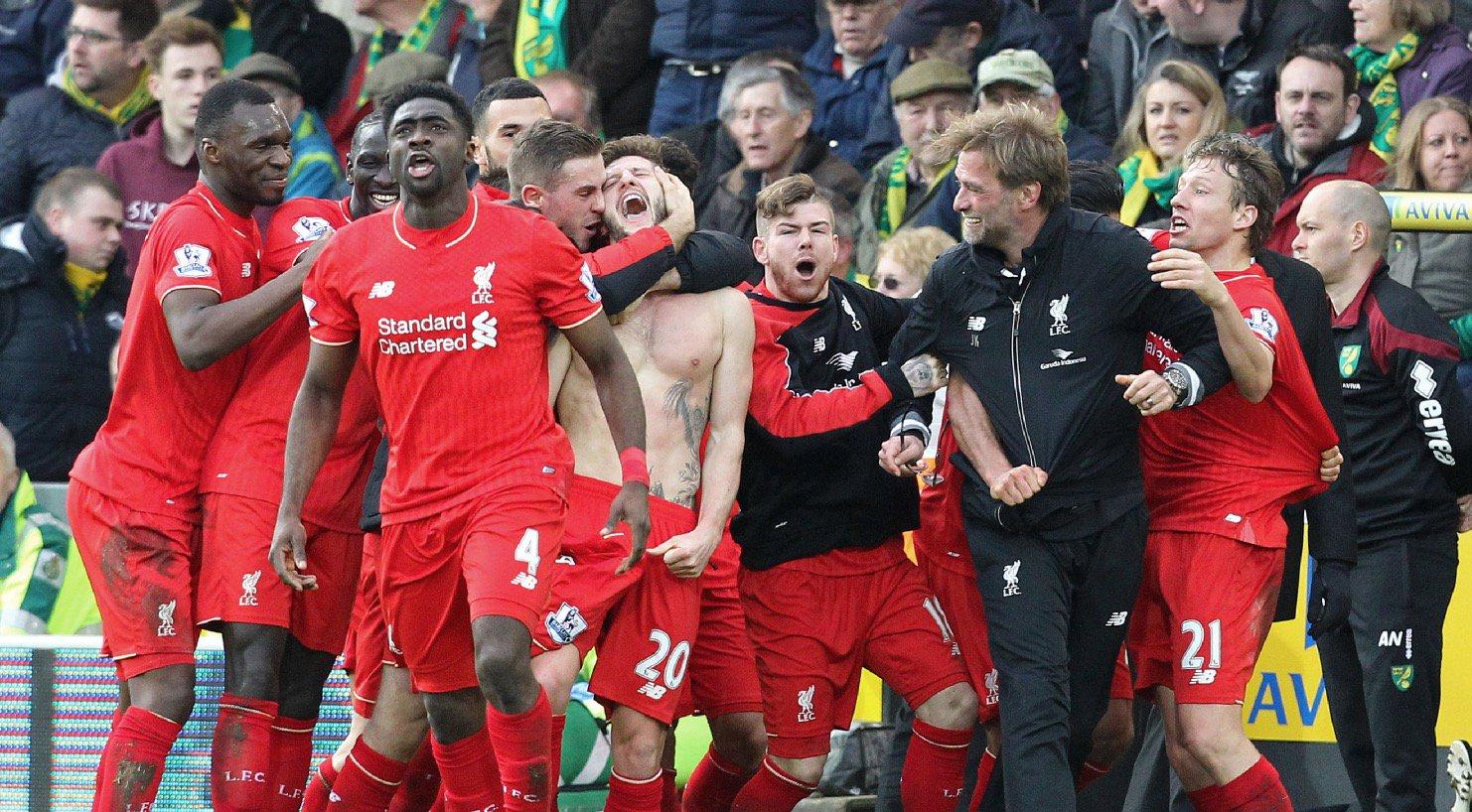Video: Norwich City vs Liverpool