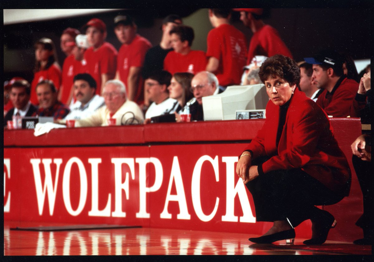 Seven years ago today, we lost a wonderful person and friend in Kay Yow. We love you, Coach. https://t.co/c6QC0d32Lf
