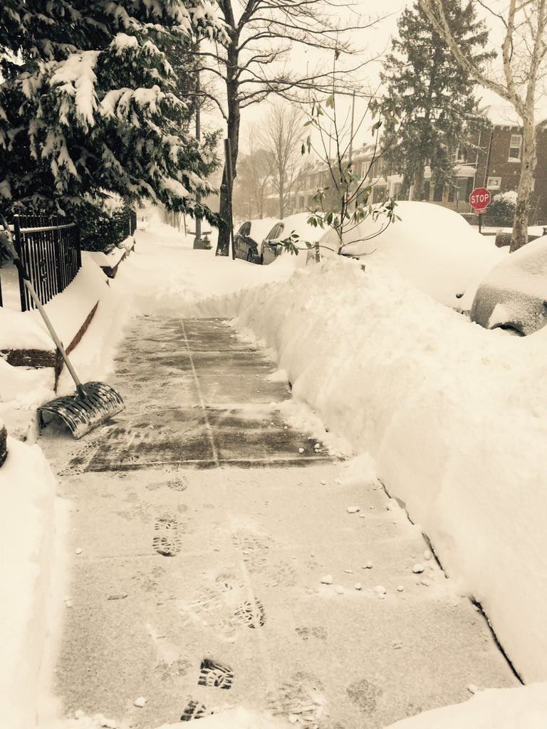 DC gov needs more volunteers to help shovel sidewalks. Please RT & share link: https://t.co/iNC3Ixw0nv #SnowZilla https://t.co/nicZQcXwpj