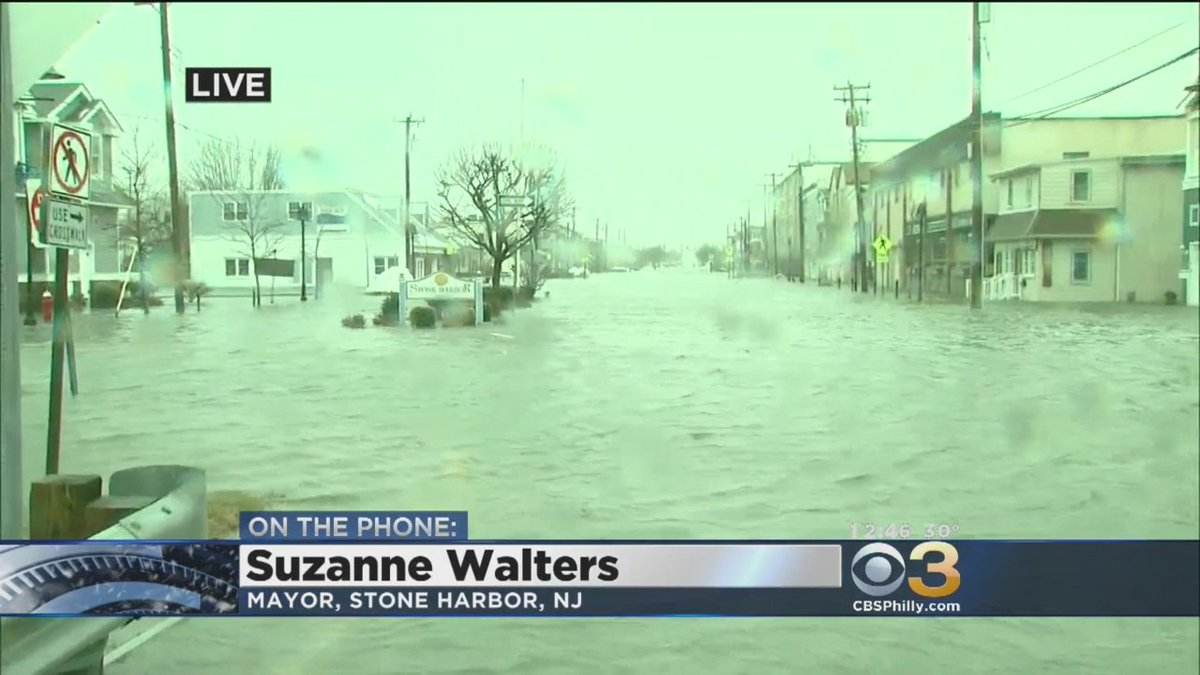 Stone Harbor Mayor: 'It's Pretty Bad, Town Is Totally Without Power' https://t.co/J4KY5mJVvk #philly https://t.co/ATogs6deZ5